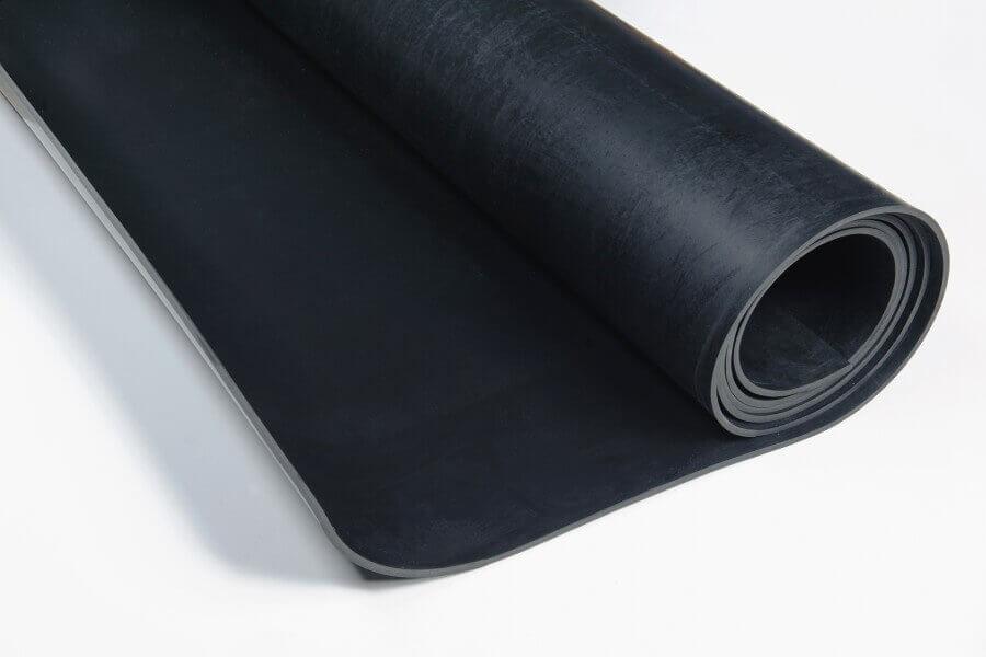 Wspaniały Guma czarna z rolki 60-70 sh (m2) - Chemikmix KV19